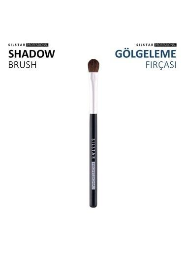 Silstar Shadow Brush - Far Uygulama Ve Gölgeleme Fırçası Renksiz